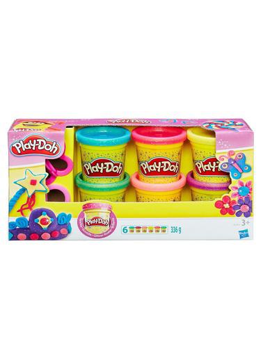 Play-Doh Play-Doh Işıltılı Hamur Renkli